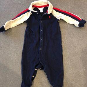 Baby Ralph Lauren Onsie Outfit